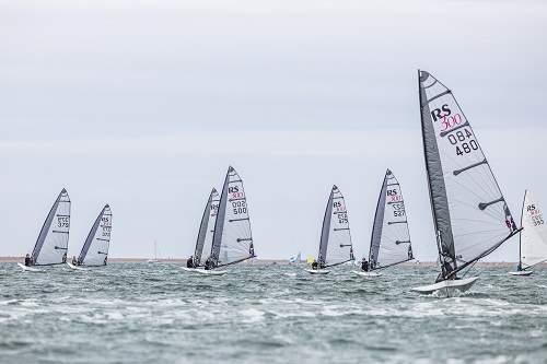 RS300 Southern Championship Lymington Town SC 18-19 June 2016