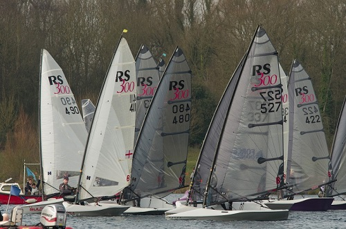 RS300 Winter Championship South Cerney SC 11 March 2017