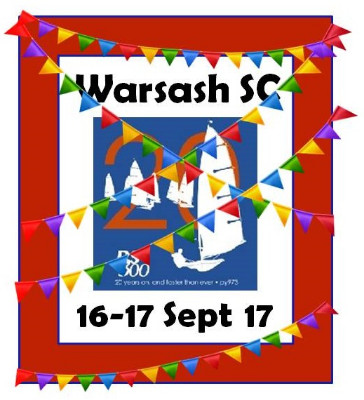 More information on RS300 20th Birthday Party Weekend at Warsash SC 16-17 Sept 17