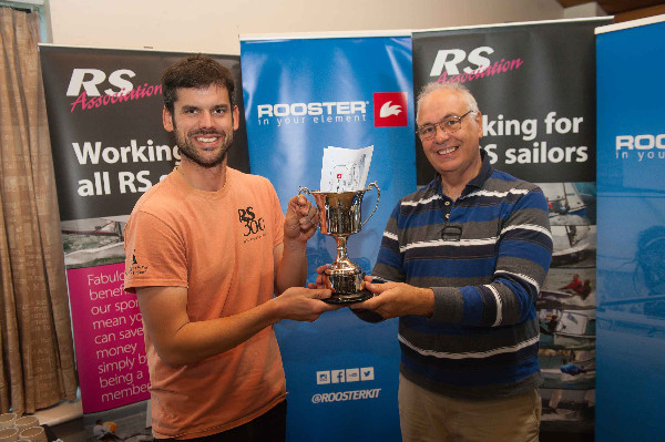 More information on Congratulations to RS300 Rooster 2018 National Tour winner Paul Watson!