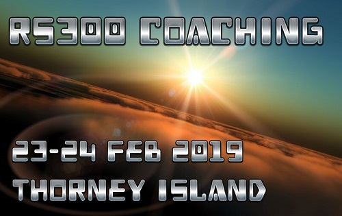 More information on COACHING: BOOKING DEADLINE TONIGHT 0001hrs Wed 16 Jan!