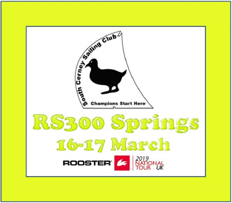 More information on South Cerney SC To Host First RS300 Rooster National Tour Event!