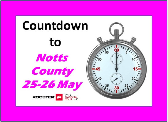 More information on Notts County 25-26 May
